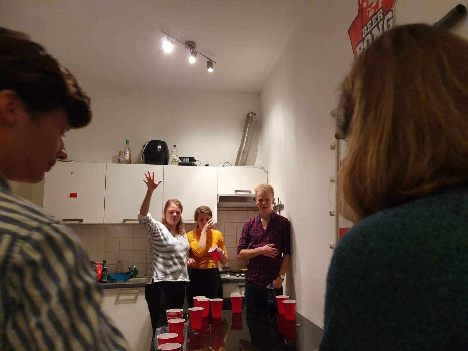 Beerpong Tournament